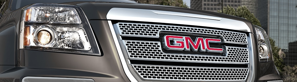 2016 GMC Maintenance